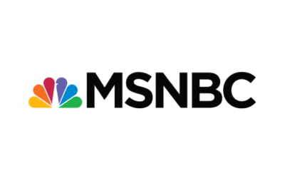 Evolutionaries on MSNBC's The Cycle