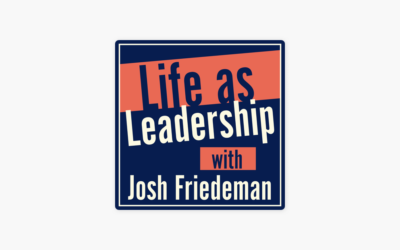 Carter Phipps on Life As Leadership